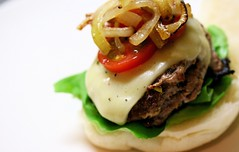 Tasty Tasty Burger (yongfook) Tags: food cooking recipe burger osf