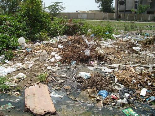 Bolsas plásticas en Karachi
