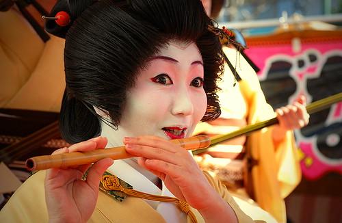 the musical geisha