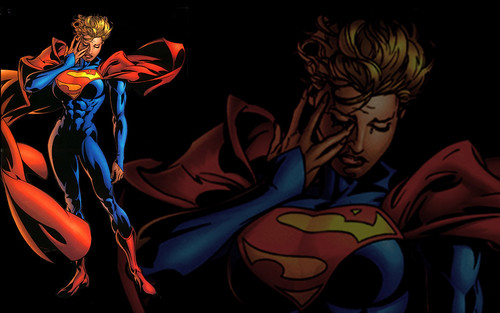 Superhero Wallpapers-Supergirl 10