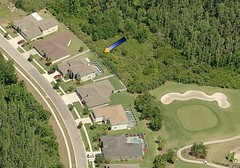 House from above (1) (perryman) Tags: house satellite arial
