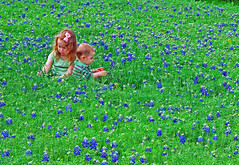 An Innocent Moment (Jeff Clow) Tags: children bravo texas searchthebest quality explore innocence dfw bluebonnets dentontexas blueribbonwinner jeffclow magicdonkey seenonexplore nikond80 anawesomeshot superbmasterpiece copyrightedbyjeffrclowallrightsreservednounauthorizedusageallowed frjrc