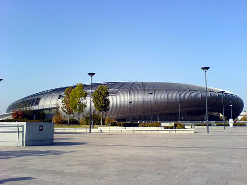 Sports Arena in Budapest