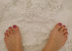 So Happy Together (Musical Mint) Tags: travel vacation sun holiday feet beach sand florida helluva musicalmint