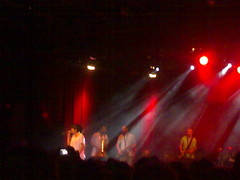 I attended last night's Lily Allen concert and all I got was this lousy cameraphone photo