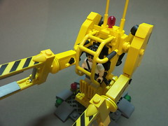 20161210_143139 (ledamu12) Tags: lego moc powerloader aliens caterpillar p5000