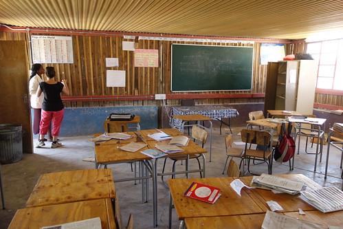 School near Epupa