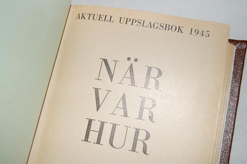N?r var hur 1945