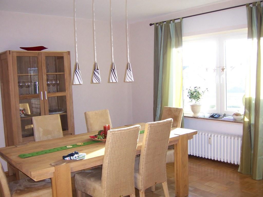 Elegant Dining Room - European Style