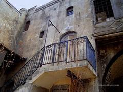 Old Aleppo Houses