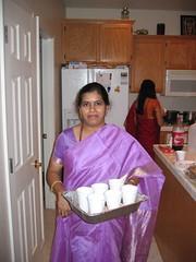 2006_10_07_Pinky_SreeMantham0074 (ashwin_to) Tags: kolam rangoli indianbabyshower sreemantham