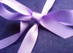 Purple Wrapper