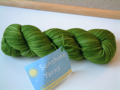 Sunshine Yarn Avocado