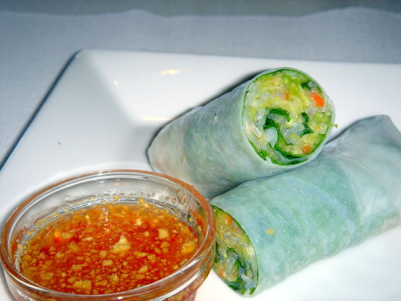Thai Fresh Rolls