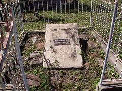 William Walker 2 (duckmi) Tags: grave yard was exploring william where walker rest after squad firing laid facing