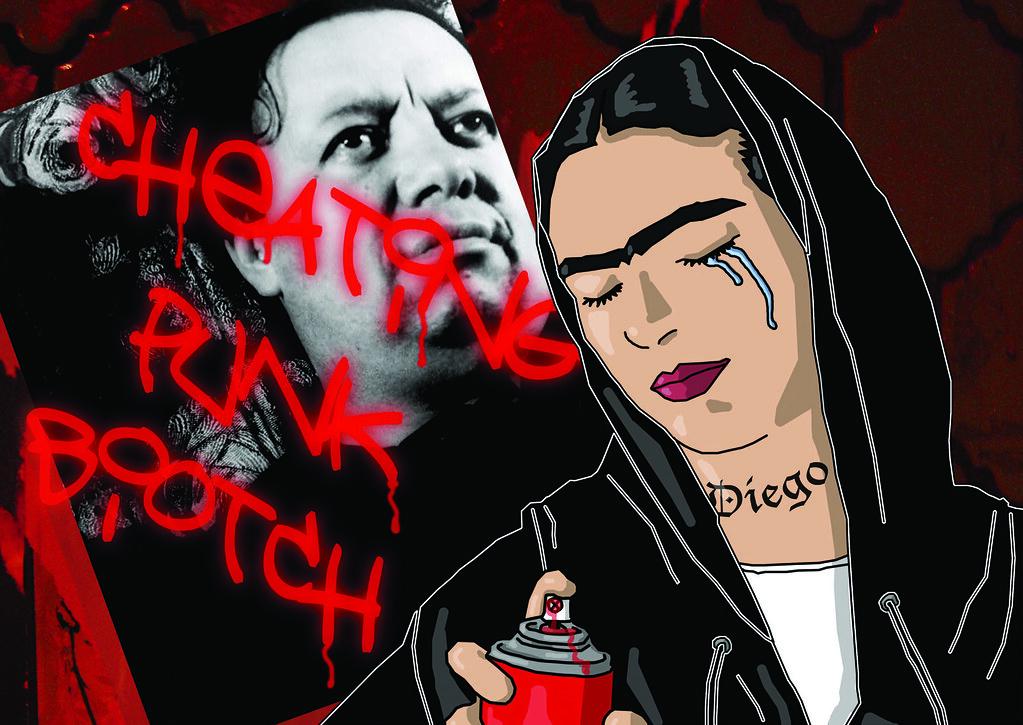 Heartbroken Ghetto Frida