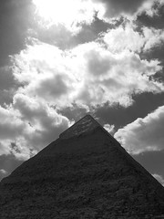 Clouds from the Pyramid 2