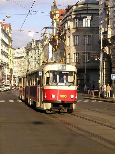 The Czech Tram 23