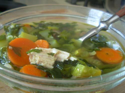 soup . good