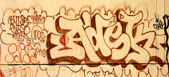 Adek (funkandjazz) Tags: sanfrancisco california 2002 graffiti adek tko