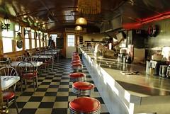 Diner Near Boston - by Bob Jagendorf