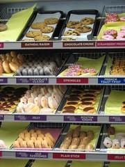 Dunkin' Donuts - Sunday Morning Coffee Run