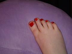 piggie toes