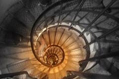 Paris Arc de Triomphe Steps