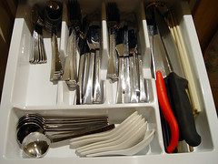 dee's kitchen: Cutlery and Knives.