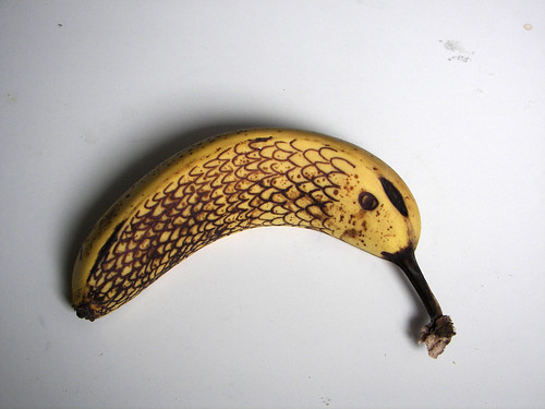 Untitled Banana art #1