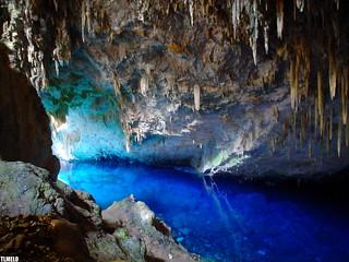 Gruta do Lago Azul - Bonito - Mato Grosso do Sul - Brasil