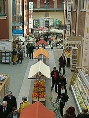 Eataly:il mercato ortofrutticolo