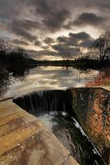 Lake (Sean Bolton (no longer active)) Tags: sky cloud lake water wales garden carmarthenshire cymru wfc nationalbotanicgardens seanbolton welshflickrcymru ffotocymrucouk ffotocymru