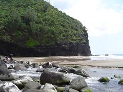 Hanakapiai Beach (Na Pali Coast, Kauai) - 21 (slb223) Tags: kauai napalicoast hanakapiaibeach
