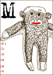 """M"" is for Monkey - ATC"