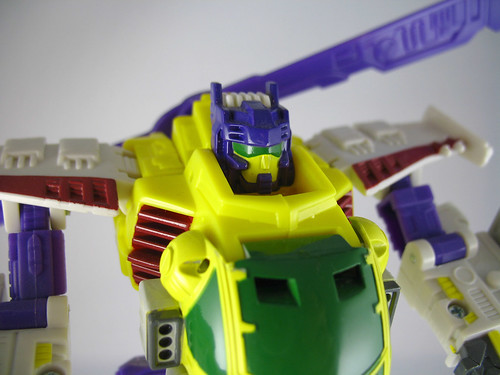 Cybertron Buzzsaw (closeup)