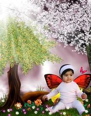 (mylaphotography) Tags: art digitalart rahi childphotography jaber mylaphotography michiganstudiophotography fairytalephotography