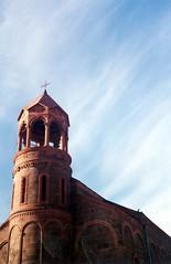 above (armenotti) Tags: church save armenia oshakan mashtots hayastan mesrob pointandshoot2008 ashtarag