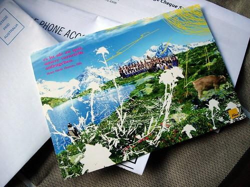BPW Postcard
