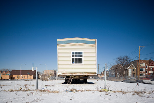 Modular Home on the South Side