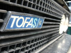 Tofa's car? (Istanbul, Turkey)