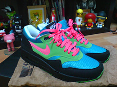 Nike ID airmax 1 (TADO DEATH BRIGADE) Tags: airmax1 nikeid