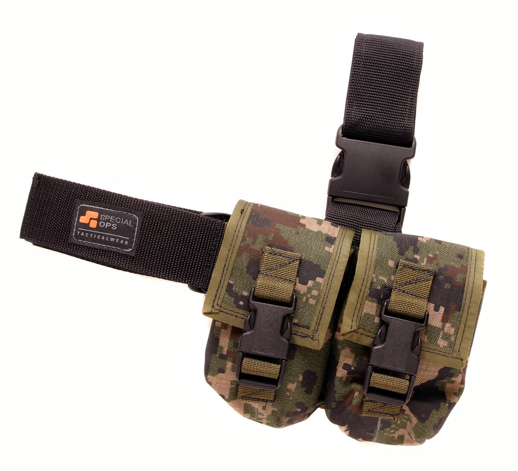3200024 SPECIAL OPS TAC GRENADE LEG POUCH