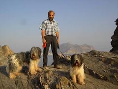 16.01.07 Cabo Cope / Calabardina (marie_derstappen) Tags: camping dog hund camper frodo pon spanien wohnmobil gama stellpltze