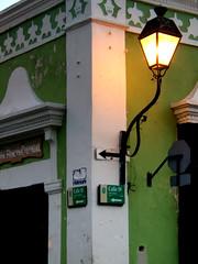 Corner bar, Campeche