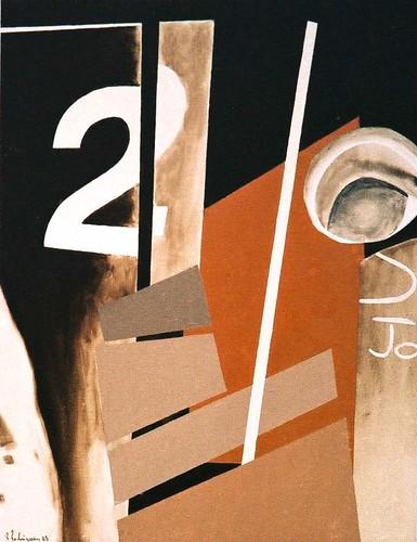 Abstracção com grafismo 01-84