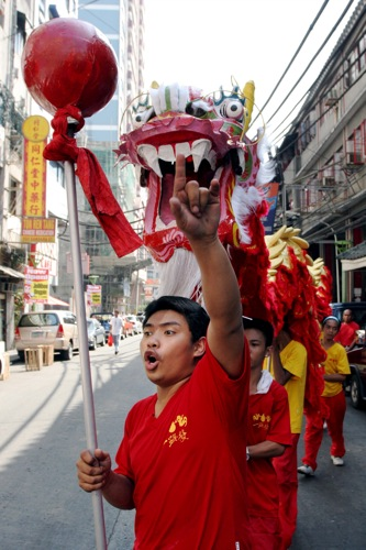 Celebrating Chinese New Year in Binondo - 3