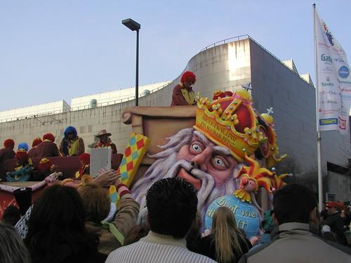Dusseldorf Carnivale 0205 019