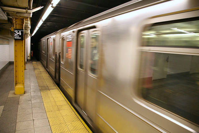 1-2-3 Subway Lines