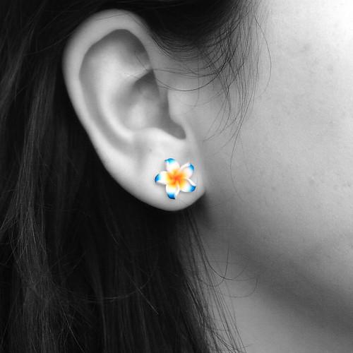 Tropical Earring